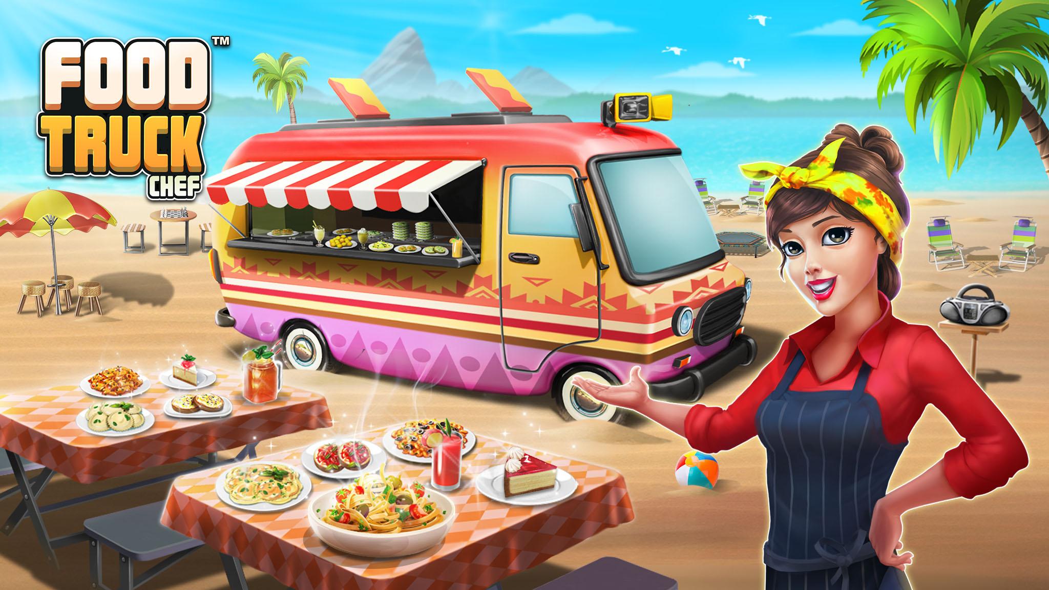 food truck chef support nukebox studios. Black Bedroom Furniture Sets. Home Design Ideas